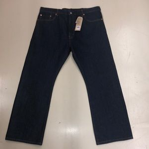 Levi's NWT Men's 517 Indigo Blue Denim Jean 40x30
